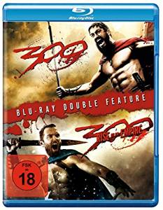 300 & 300 - Rise of an Empire (2 Discs) [FSK 18] [Blu-ray]