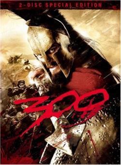 300 (limitierte 2 -DVD Sonder-Edition in Sonderverpackung inkl. 32-seitigem Buch) (2006)
