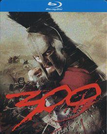300 (Steelbook, Erstauflage) (2006) [Blu-ray]