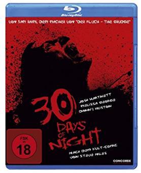 30 Days of Night (2007) [FSK 18] [Blu-ray]