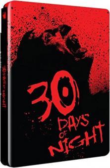 30 Days of Night (Steelbook) (2007) [FSK 18] [UK Import] [Blu-ray]