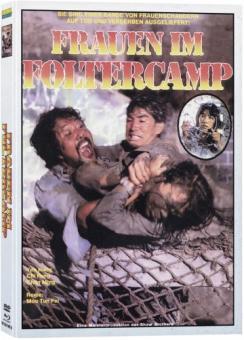 Frauen im Foltercamp (Limited Mediabook, Blu-ray+DVD, Cover B) (1980) [FSK 18] [Blu-ray]