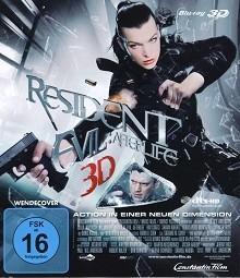 Resident Evil - Afterlife (3D Version) (2010) [3D Blu-ray]