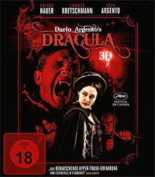 Dario Argentos Dracula (2012) [FSK 18] [3D Blu-ray]
