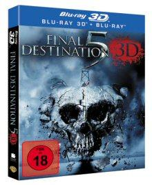 Final Destination 5 (2D + 3D Version des Films) (2011) [FSK 18] [3D Blu-ray]
