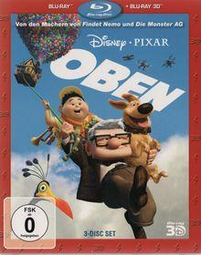 Oben (Blu-ray + 3D Blu-ray) (im Schuber) (2009) [3D Blu-ray]