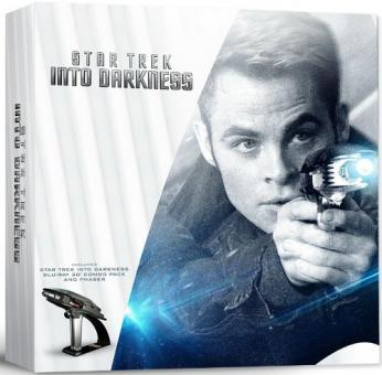 Star Trek Into Darkness (3D Superset mit Phaser, 3 Discs) (2013) [3D Blu-ray]