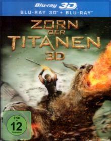 Zorn der Titanen (2012) [3D Blu-ray]