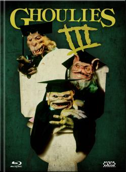 Ghoulies 3 (Limited Mediabook, Blu-ray+DVD, Cover A) (1990) [Blu-ray]