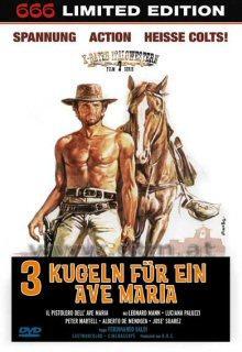 3 Kugeln für ein Ave Maria (Große Hartbox, Limitiert auf 666 Stück) (1969) [FSK 18]