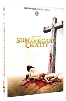Subconscious Cruelty (Limited Mediabook, Blu-ray+DVD, Cover C) (2000) [FSK 18] [Blu-ray]