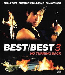 Best of the Best 3 - No Turning Back (Uncut) (1995) [FSK 18] [Blu-ray]