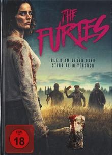 The Furies (Limited Mediabook, Blu-ray+DVD) (2019) [FSK 18] [Blu-ray]