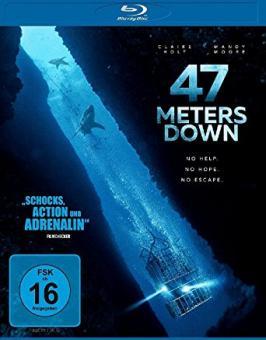 47 Meters Down (2017) [Blu-ray]