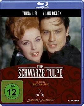 Die schwarze Tulpe (1964) [Blu-ray]