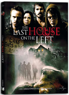 The Last House On The Left (Limited Uncut Mediabook, Blu-ray+DVD, Cover A) (2009) [FSK 18] [Blu-ray]