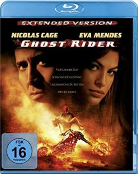 Ghost Rider - Extended Version (2007) [Blu-ray]