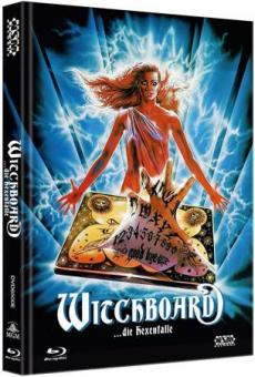 Witchboard...die Hexenfalle (Limited Mediabook, Blu-ray+DVD, Cover E) (1986) [Blu-ray]