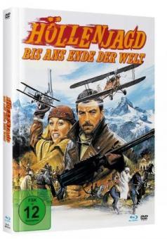 Höllenjagd bis ans Ende der Welt (Limited Mediabook, Blu-ray+DVD, Cover A) (1983) [Blu-ray]