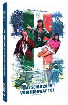 Das Schlitzohr vom Highway 101 (Limited Mediabook, Blu-ray+DVD, Cover C) (1982) [FSK 18] [Blu-ray]