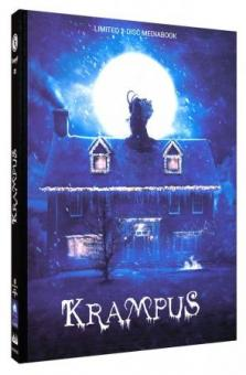 Krampus (Limited Mediabook, Blu-ray+DVD, Cover B) (2015) [Blu-ray]