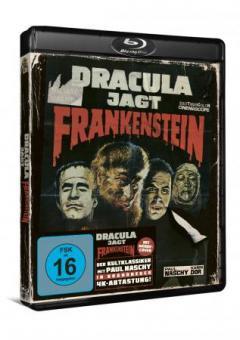 Dracula jagt Frankenstein (Limited Edition) (1970) [Blu-ray]