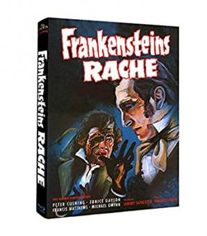 Frankensteins Rache (Limited Mediabook, Cover D) (1958) [Blu-ray]