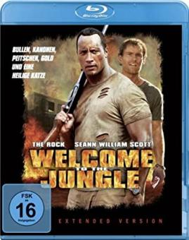 Welcome to the Jungle - Extended Version (2003) [Blu-ray]