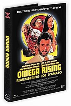 Omega Rising - Remembering Joe D`Amato (Limited Mediabook, Blu-ray+DVD) (2017) [FSK 18] [Blu-ray]