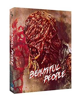 Beautiful People (Limited Mediabook, Blu-ray+DVD, Cover D) (2014) [FSK 18] [Blu-ray]