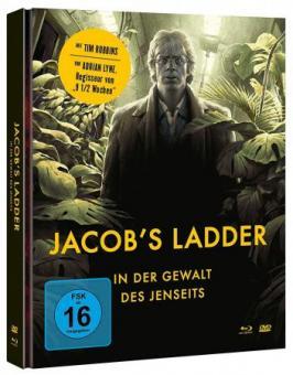Jacob's Ladder - In der Gewalt des Jenseits (Limited Mediabook, Blu-ray+DVD, Cover B) (1990) [Blu-ray]