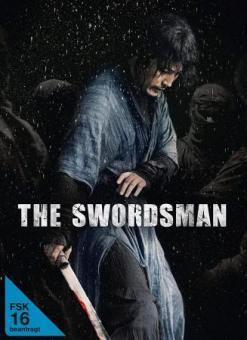 The Swordsman (Limited Mediabook, Blu-ray+DVD) (2020) [Blu-ray]