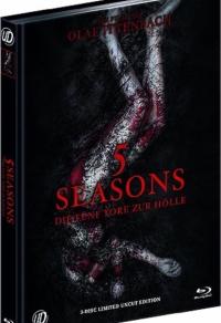 5 Seasons - Die fünf Tore zur Hölle (Limited Mediabook, Blu-ray+DVD, Cover A) (2015) [FSK 18] [Blu-ray]