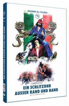Ein Schlitzohr außer Rand und Band (Limited Mediabook, Blu-ray+DVD, Cover C) (1981) [FSK 18] [Blu-ray]