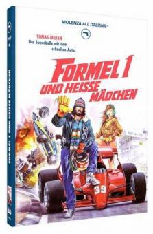 Formel 1 und heiße Mädchen (Limited Mediabook, Blu-ray+DVD, Cover A) (1984) [FSK 18] [Blu-ray]