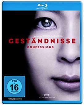 Geständnisse - Confessions (2010) [Blu-ray] [Gebraucht - Zustand (Sehr Gut)]