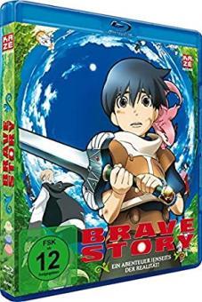 Brave Story (2006) [Blu-ray]