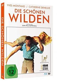 Die Schönen Wilden (Limited Mediabook, Blu-ray+DVD) (1975) [Blu-ray]