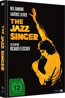 The Jazz Singer (Limited Mediabook, Blu-ray+DVD) (1980) [Blu-ray]