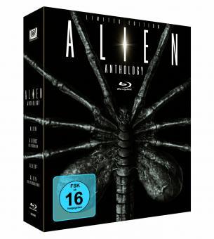 Alien Anthology (6 Discs) [Blu-ray]