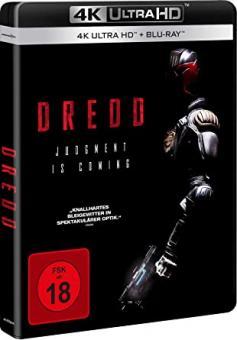 Dredd (4K Ultra HD+Blu-ray) (2012) [FSK 18] [4K Ultra HD]