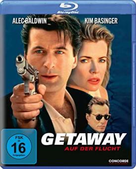 Getaway - Auf der Flucht (1994) [Blu-ray]