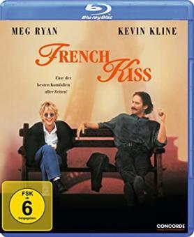 French Kiss (1995) [Blu-ray]