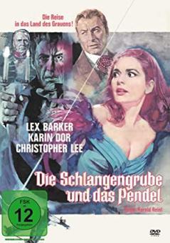 Die Schlangengrube und das Pendel (1967)