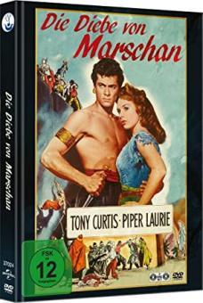 Die Diebe von Marschan (Limited Mediabook, 2 DVDs) (1951)