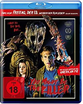 You Might Be the Killer (Uncut) (2018) [FSK 18] [Blu-ray] [Gebraucht - Zustand (Sehr Gut)]