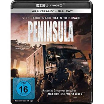 Peninsula (4K Ultra HD+Blu-ray) (2020) [4K Ultra HD]