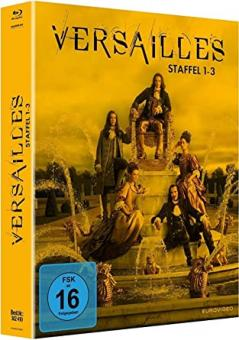 Versailles - Staffel 1-3 (9 Discs) (2015) [Blu-ray]