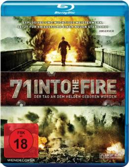 71 - Into the Fire (2010) [FSK 18] [Blu-ray]