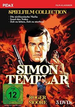 Simon Templar Spielfilm Collection (3 DVDs)